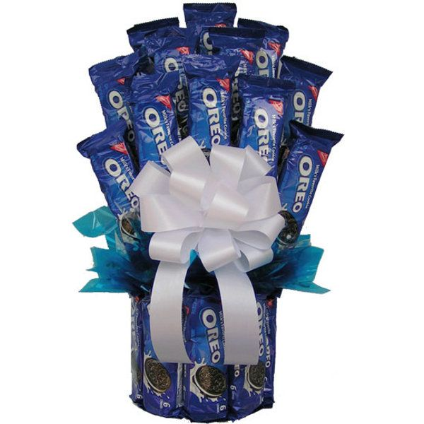 Oreo Lovers Candy Bouquet