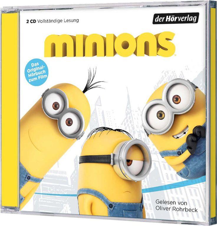 Minions Fanartikel Merchandise - Universal - kulturmaterial - Hörbuch