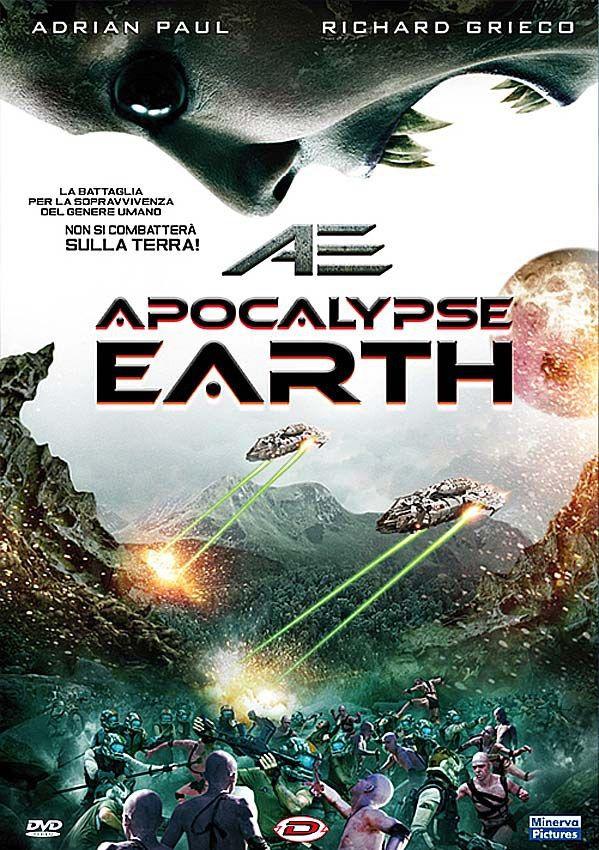 AE: Apocalypse Earth (2013) #TheAsylum #MinervaPictures