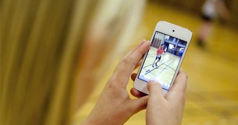 Digimovez - Kvalitetsløft af idrætsundervisning ved brug af digitale hjælpemidler. Læs mere om projektet her!