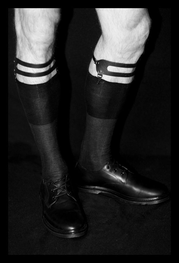 Image of Champion Sock Garters