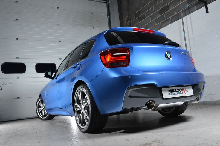 F20 BMW M135i Performance Exhaust System