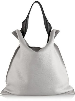 Jil Sander Textured-leather tote #1010ParkPlace