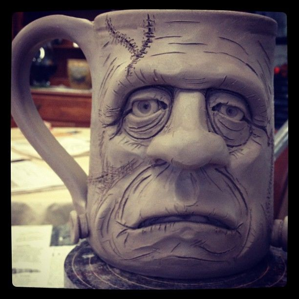 ceramic face mugs mugs - Google Search