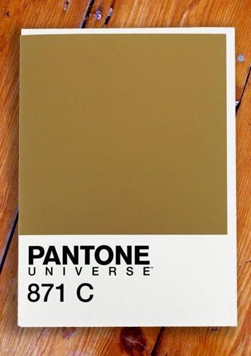 Pantone gold pantone and gold on pinterest