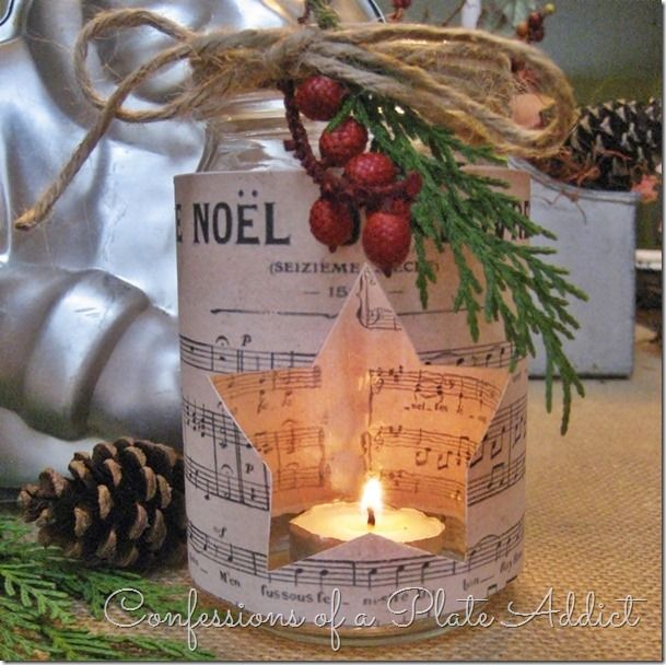 25 Best Ideas About Christmas Sheet Music On Pinterest: 82 Best Christmas Crafts And Decor Images On Pinterest