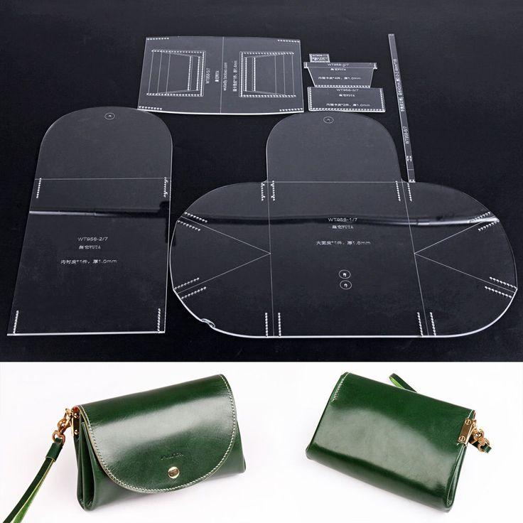 Wuta мини леди клатч сумочка кожа шаблон акрил Узор ремесло инструмент 958 | Рукоделие, Изготовление изделий из кожи, Инструменты для работы с кожей | eBay!