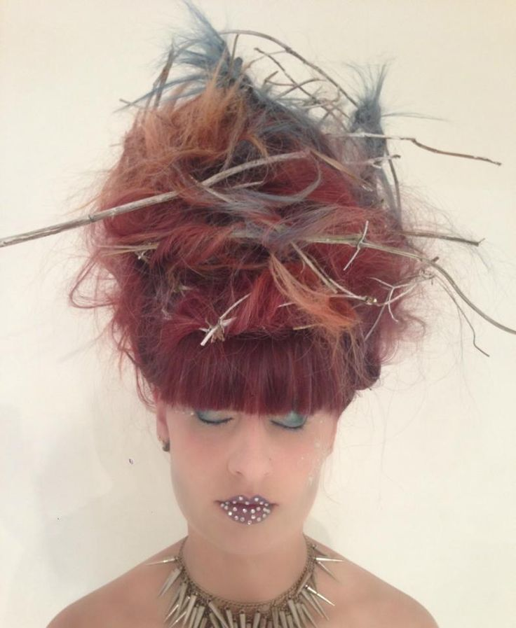 hair competition ideas