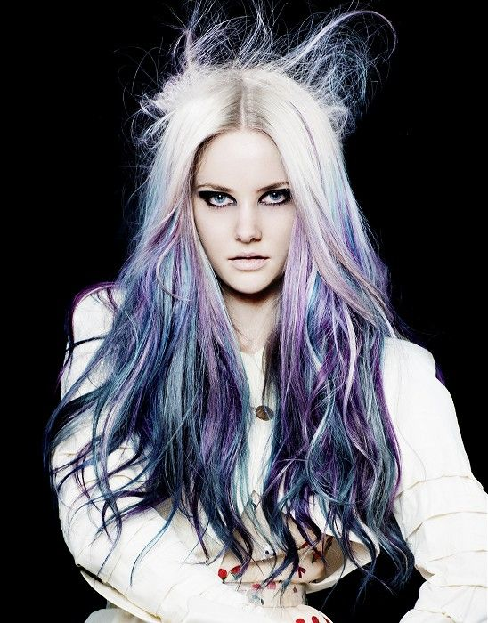 355 best Hairstyles for the Daring and Fearless images on ...