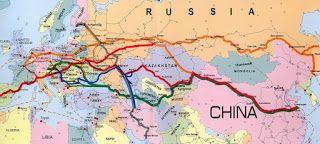 Pregopontocom Tudo: A China reforça convite aos países da África para participarem na construção da ferrovia da Rota da Seda...