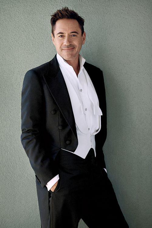 "rbertdowneyjr: "" Robert Downey Jr. photographed by Sam Jones. """