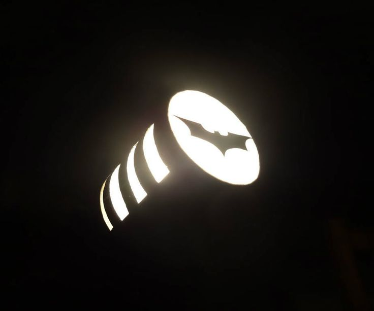 Want to contact Batman for help? Do the Joker and Bane scare you at night? then this Bat-signal is a perfect night-lamp for you! This is a low-powered replica of the bat signal which can be used as a small night lamp at home. A fun and exciting project to do for all batman fans!PS: the Bat-signal is a distress call by commissioner Gordon of the Gotham city police department. It is used as a method of contacting Batman.