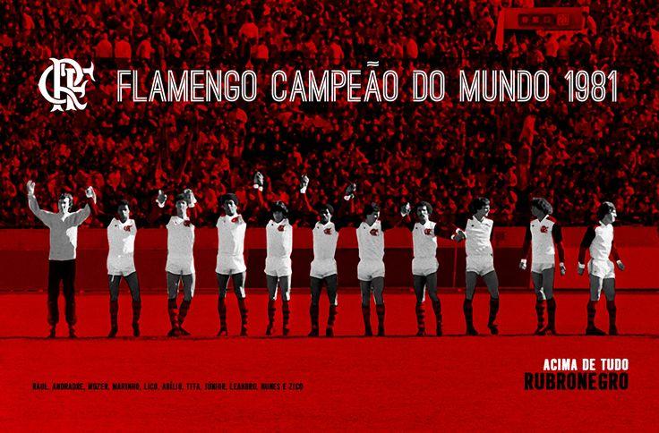 Campeão do Mundo de Futebol 1981