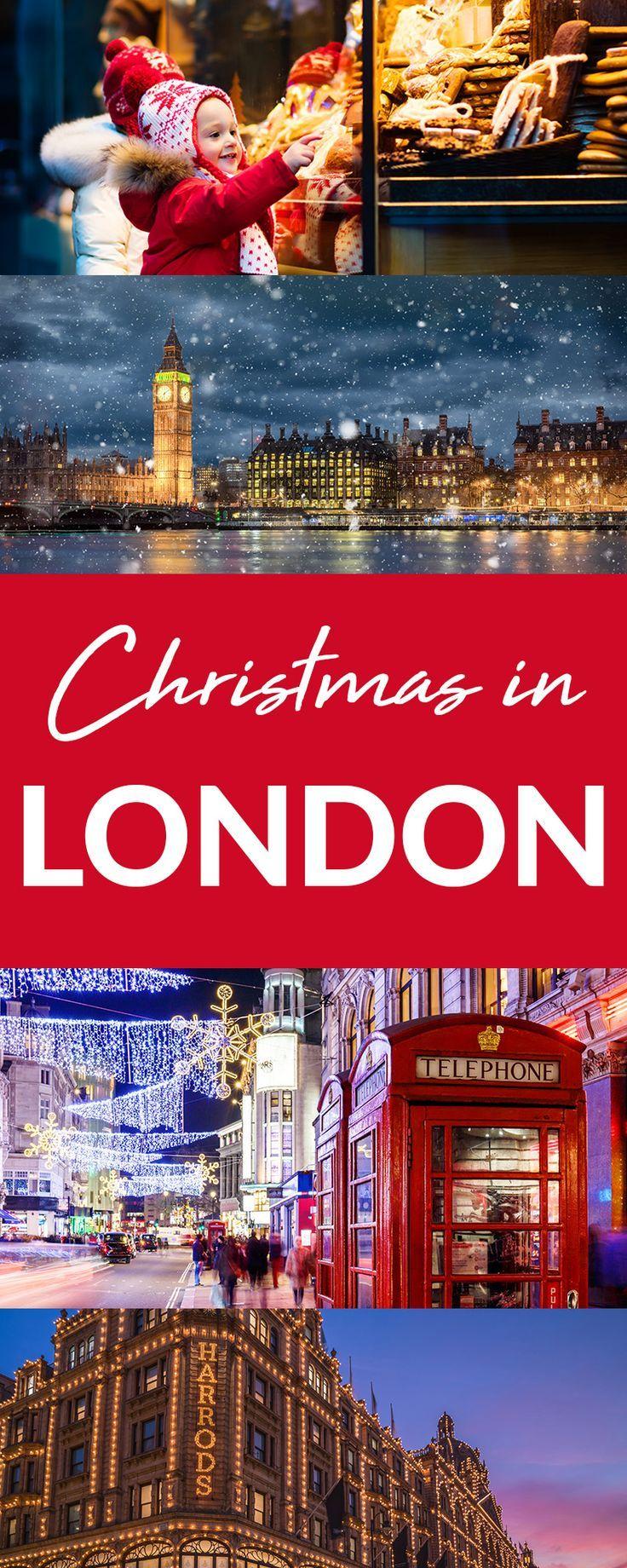 LONDON CHRISTMAS MAGIC!  #london #christmas