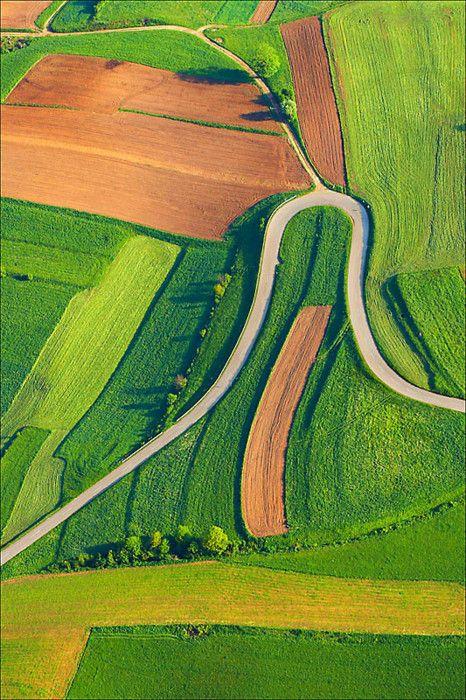 crossroads by Miran Kocjancic