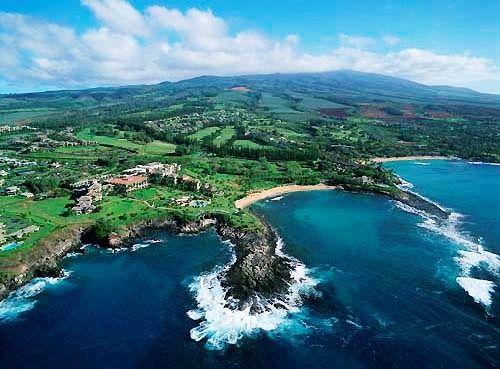 Kapalua Golf Course (Plantation), Kapalua, Maui, HI