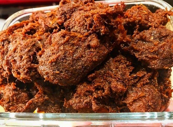 Ayam Kecap Kering Resep Ayam Resep Ide Makanan