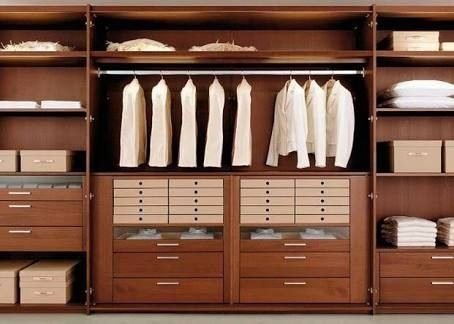 Perfect Walk In Wardrobe Bedroom Wardrobe Walk In Closet Closet Ideas Home Ideas Dresser