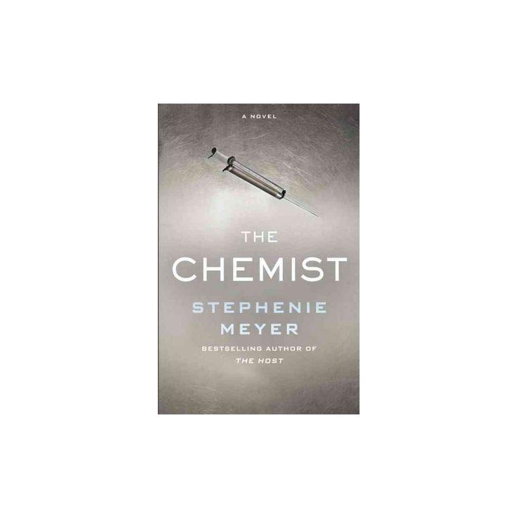 Chemist (MP3-CD) (Stephenie Meyer)