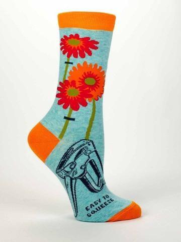 Easy to Squeeze Women's Crew Socks