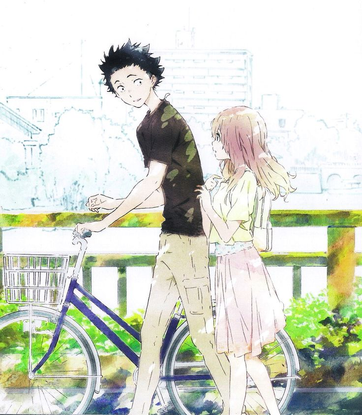 Koe no Katachi - A Silent Voice. So psyched to watch this!