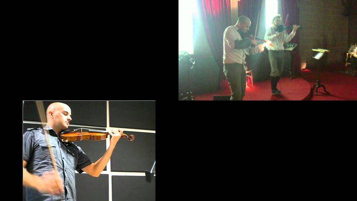 Raúl Márquez y Leoncio (M.Á.) Improvisando...   ;-)