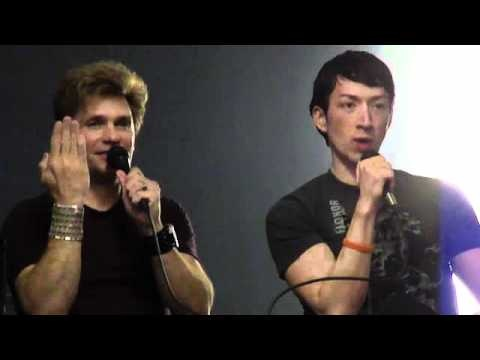 Vic Mignogna and Todd Haberkorn the best voice actor duo ever!---- Is that Ed and Natsu's voice actors together?
