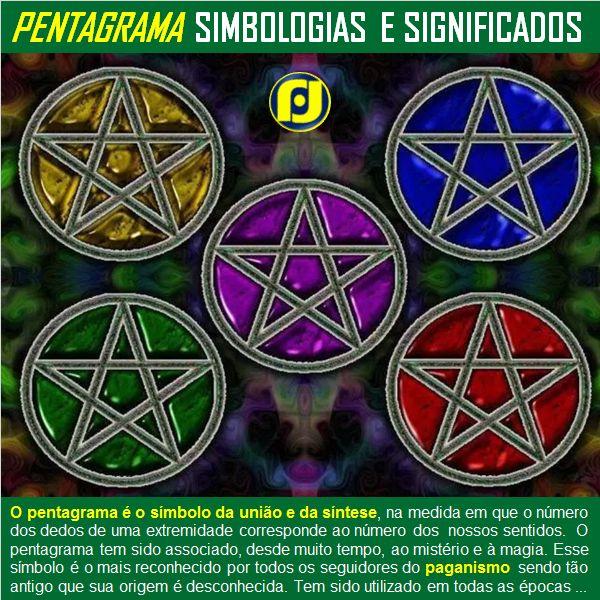 Simbologias e Significados do Pentagrama