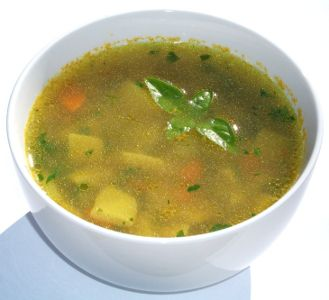 Supa Tridoshica cu Ghimbir