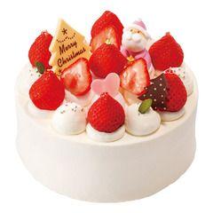 銀のぶどう/苺のショートケーキ 5号
