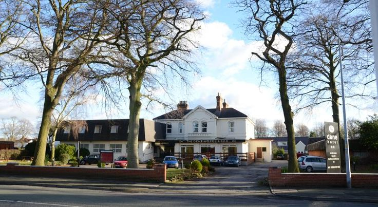Dene Hotel Chester Chester Less than 1 mile from Chester's historic city centre, the Dene Hotel offers free Wi-Fi in public areas. Free on-site parking is also available and Chester Racecourse is a 5-minute drive away.