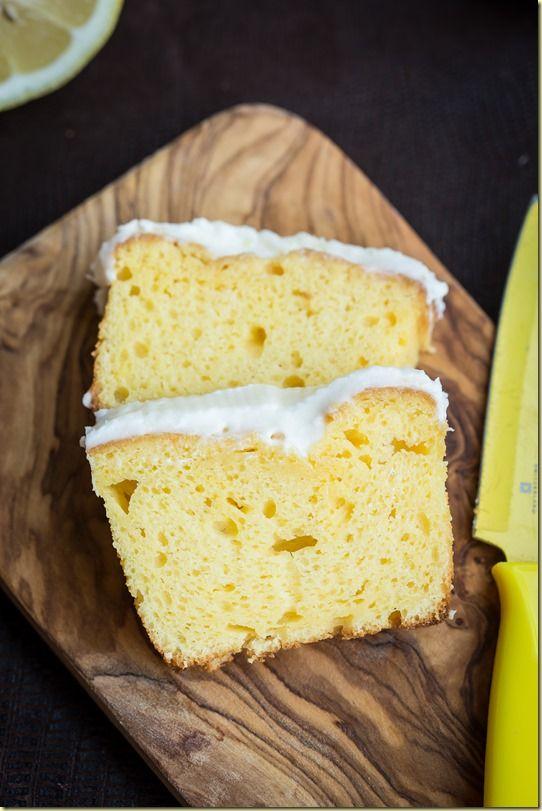 Starbucks Lemon Loaf Cake - the True Copycat Recipe, fluffy, yet dense, yet moist with a delicious lemony glaze |click for recipe...| by Let the Baking Begin Blog. com