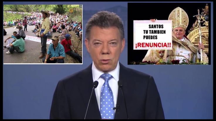 Santos Colombia no te quiere
