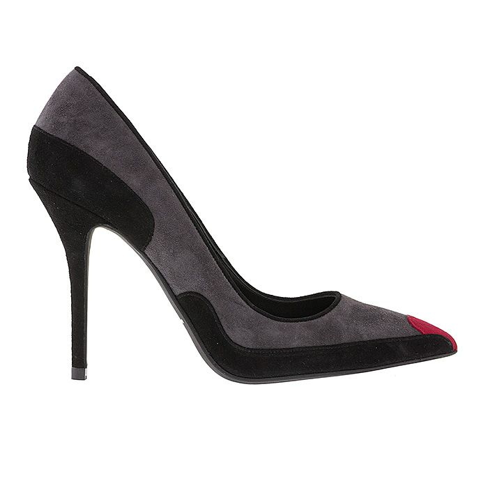 100446-BLACK LEATHER #mourtzi #heels #shadesofgrey #suedeshoes #wow #pumps #heart www.mourtzi.com