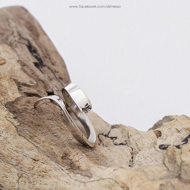 silver ring www.facebook.com/dimesso