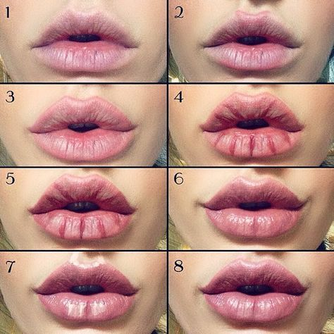 how to get thicker lips without surgery