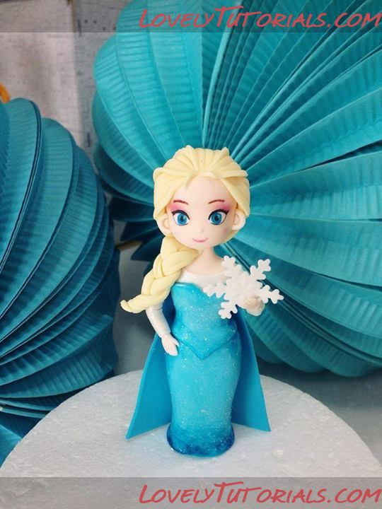 17 Best Images About Disney Frozen Cakes And Cupcakes On