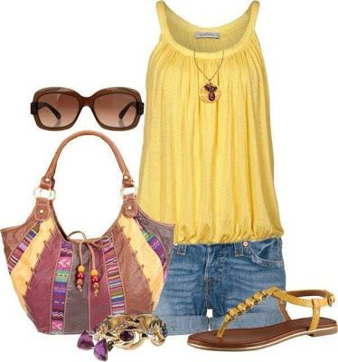 LOLO Moda: Summer Women Outfits 2013