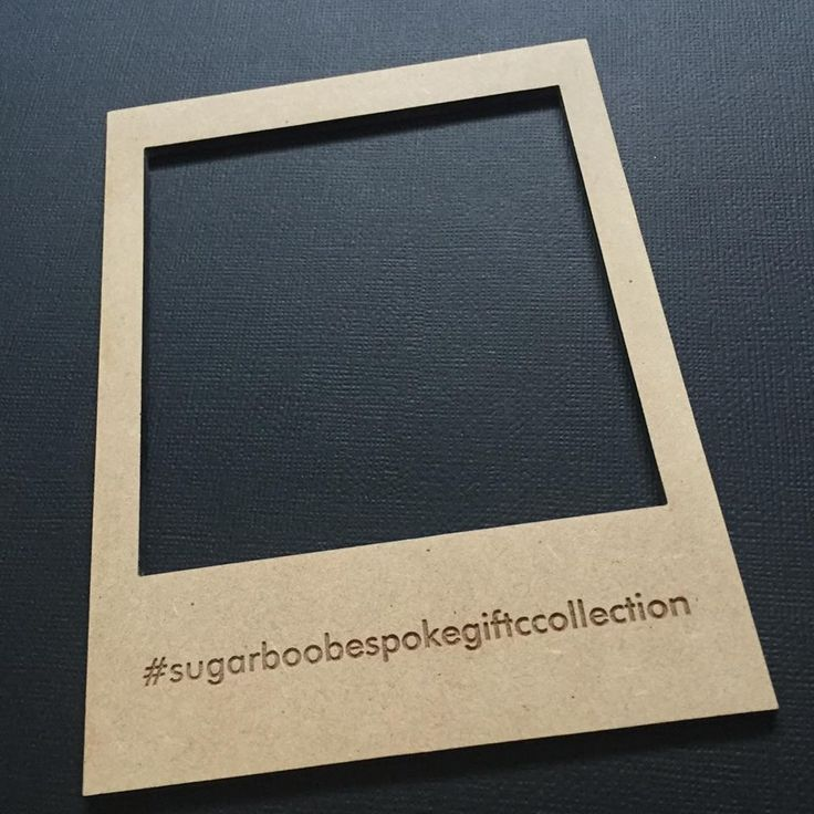 Instagram IG Frame Flat Lay Prop - Photo Prop - Scrap Booking - Craft3mm Craftwood11.4cm x 15.1cm Great for using in your flat lays or as a photo prop.Please use the notes section in PayPal for personalisation requests or contact me via the contact page on this site. Please allow 3-5 business days for despatch as this is a custom order.If you're looking for a bespoke gift, personalising it makes it truly unique, and into something they'll treasure forever.T...