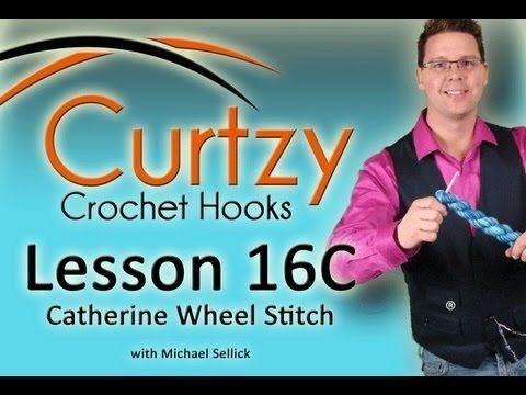 catherine square wheel crochet pattern instructions