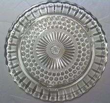 Clear GLASS 3 LEG CAKE PLATE. & 60 best Vintage cake plate/tray images on Pinterest | Vintage cake ...