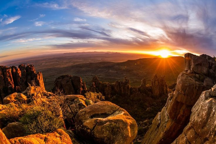 Valley of Desolation - Karoo