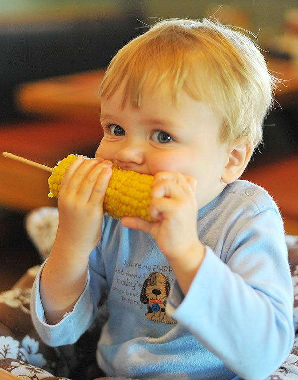 Benefits of Corn for Babies - ParentingHealthyBabies.com
