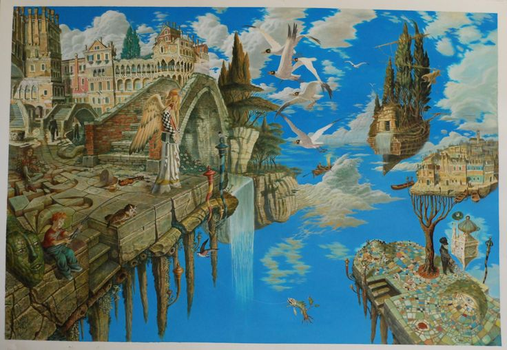 Venezia (Totale) 70x100 cm