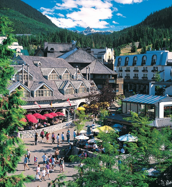 Whistler, British Columbia - one of my favorite places on earth....