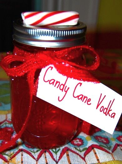 Candy Flavored Vodka