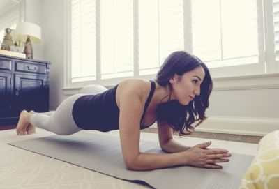 First Trimester: 30-Minute Home Workout | The Baby Post
