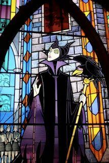 Madame Macabre: Maléfica, la bruja malvada y estilosa.