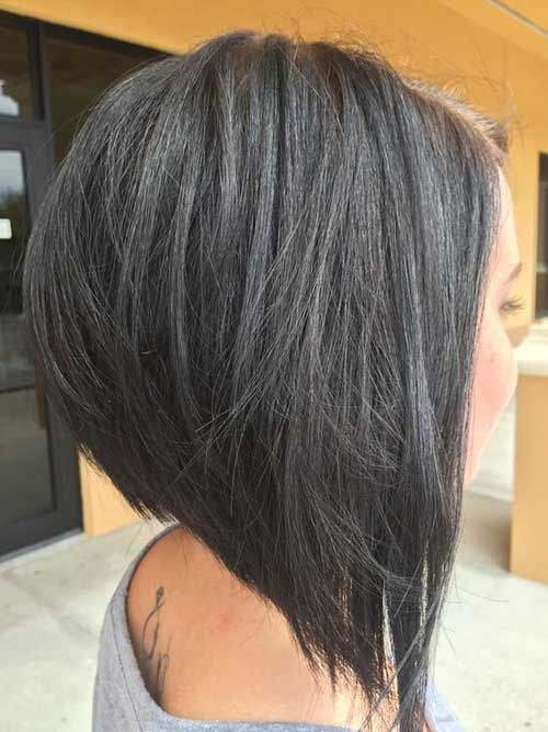 Popular Inverted Bob Haircuts 2018 Latest Hairstyles For Women