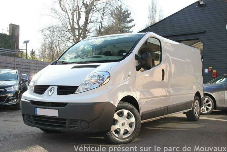 OCCASION RENAULT TRAFIC FOURGON GRAND CONFORT L2H1 1200KG 2.0 DCI 115